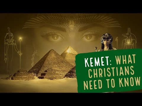 KEMET - What Christians Need to Know About a Strange New Religion
