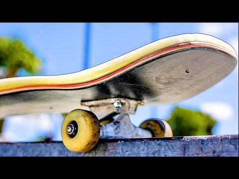 100% DIY ELMERS GLUE GRIPTAPE?!? | YOU MAKE IT WE SKATE IT EP. 261
