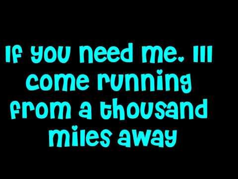 Justin Bieber- You Smile Lyrics