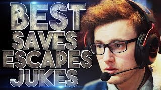 BEST Saves, Escapes & Jukes of WePlay! Bukovel Minor 2020 - Dota 2