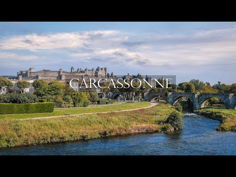 Carcassonne 4k | la Cité médiévale