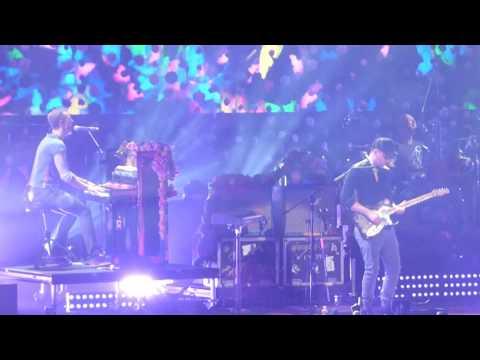 Coldplay - Paradise - Gila River Arena - Glendale, AZ