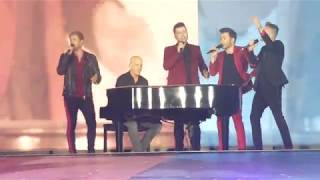 Westlife Nicky s Speech and Better Man with Steve Mac Croke Park 6th July 2019