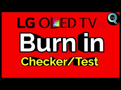 Oled Burn-in Checker/ Color Test| Ep.709