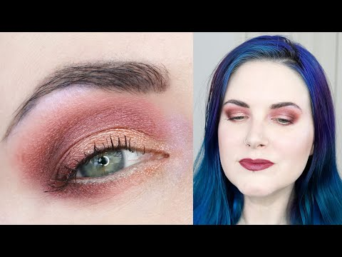 Urban Decay Aphrodisiac Palette Tutorial (Full Face) | Cruelty-free Makeup