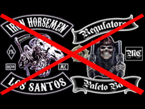MWMC vs (IRON) Iron Horsemen Mc & (TRMC) The Regulators Mc