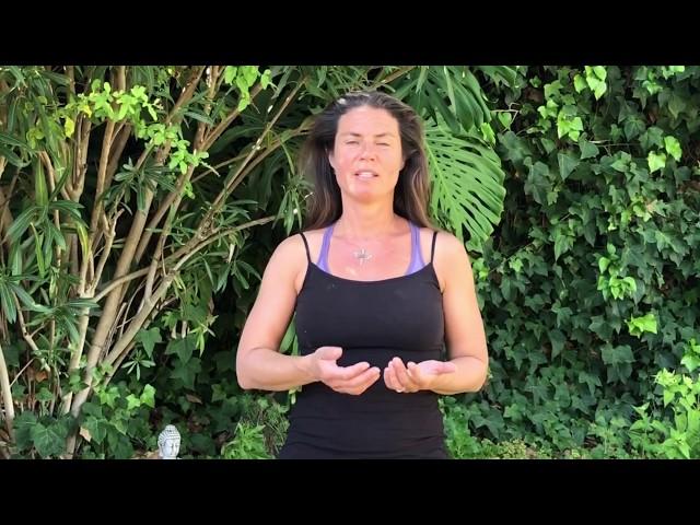 Paus-Nia: rörelser för axlar, nacke och friare andning