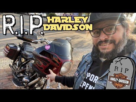 R.I.P. Harley Davidson | The End of an Era