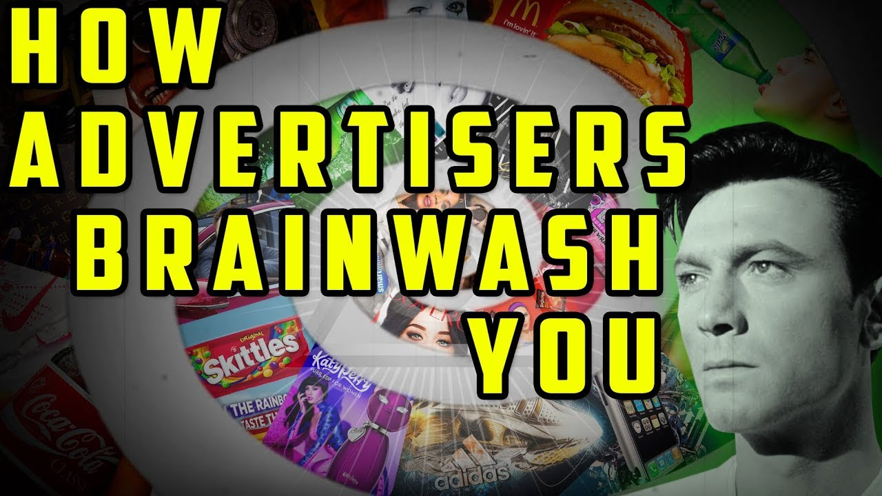 How Advertisers Brainwash You | Subliminal Advertising Science - LED