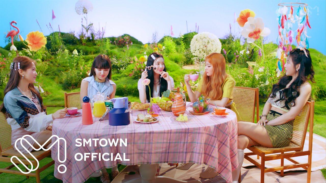 Red Velvet 레드벨벳 'Queendom' MV Teaser - YouTube