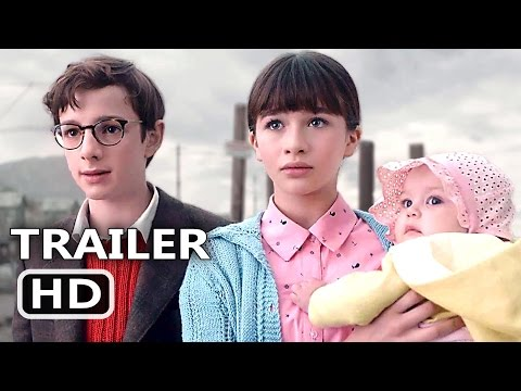 A Series of Unfortunate Events Official Trailer (2017) Netfl