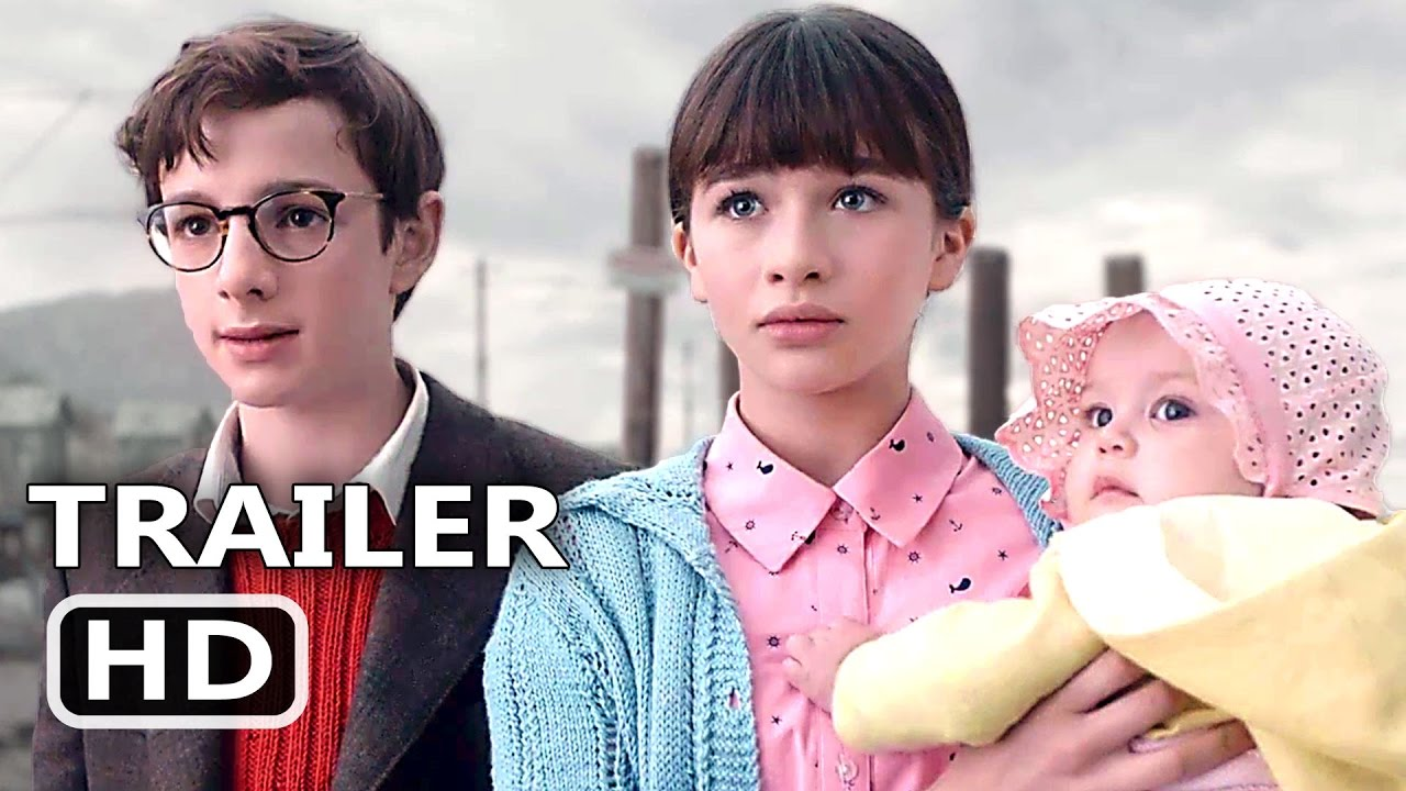 Download A Series of Unfortunate Events Official Trailer (2017) Netflix Series HD
