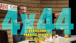 NADIE SABE NADA - (4x44): Barcelona, paraíso del palo