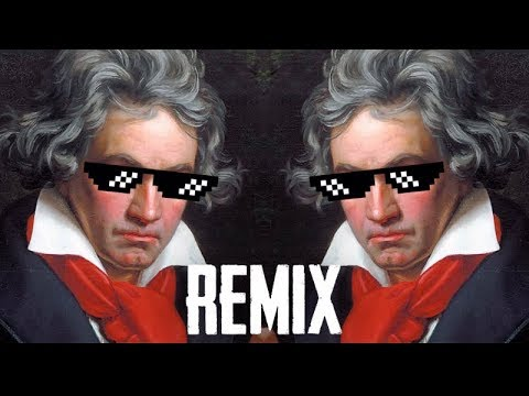 Beethoven - Fur Elise (Klutch Remix) [Bass Boosted]