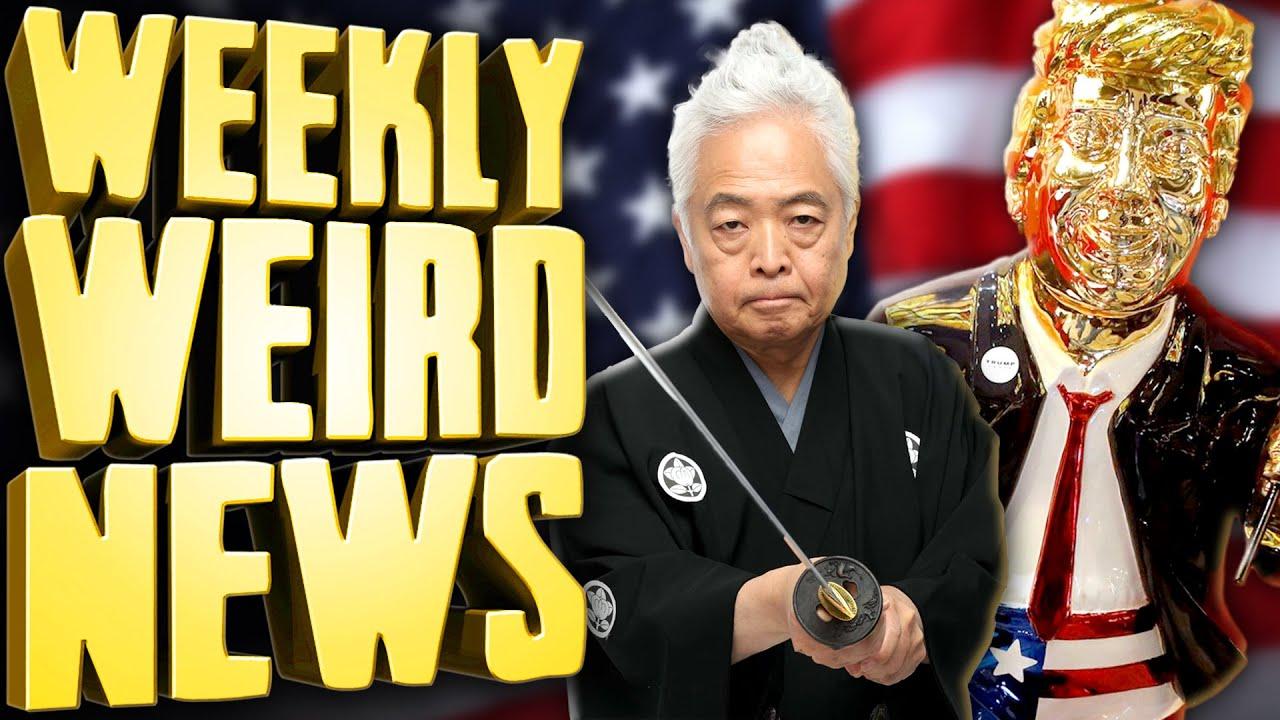TrumpCon 2021: The Return of the American Samurai - Weekly Weird News