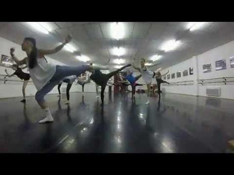 Atelier de Danse Routine - demo reel oct 2016
