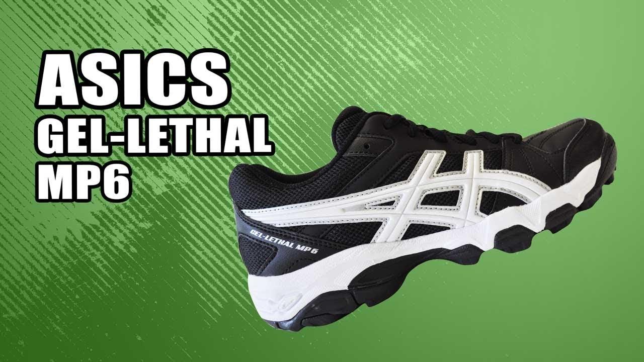 6c7a13435db9 Longstreth Exclusive Asics Gel Lethal MP6 Turf Shoe - YouTube