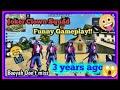 Joker Night Clown Squad Funny Gameplay freefire Battlegrounds!!