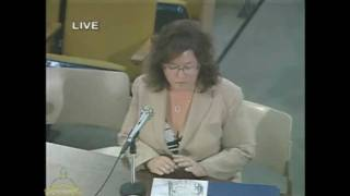Oct 2009 Hearings on Expanded Gambling in Massachusetts - Kelly Marcimo LWV