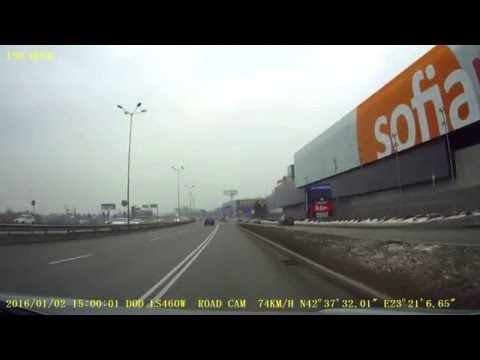 Пълни молове. The Mall, Paradise Center, Sofia Ring Mall, No Parking DOD LS460W