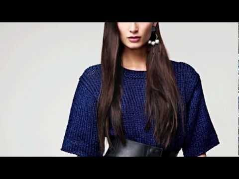 H&M Lookbook 2012 Fall Woman/Men Collection - Zeitgeschmack.com
