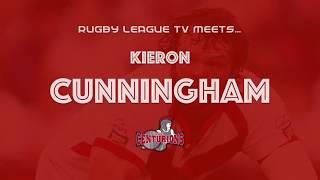 Rugby League TV meets... Kieron Cunningham