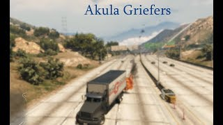 Sneaky Akula Griefers