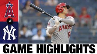 Angels vs. Yankees Game Highlights (6/28/21) | MLB Highlights
