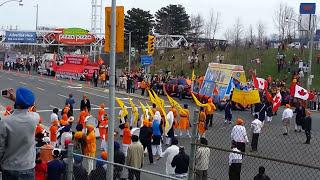 Toronto Nagar Kirtan (Canada) - 28 April, 2013