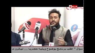 شاهد..بدء أكبر حملة للتبرع بالدم في مصر بمشارك كوكبة من النجوم