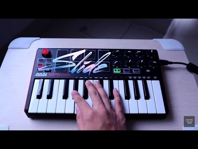 slide-calvin-harris-instrumental-remake-with-akai-mpk-mini2-ottotrip