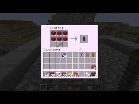 how to make banner in minecraft