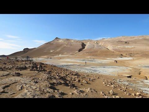 Hverir Geothermal Area (Hverarönd ) - Iceland