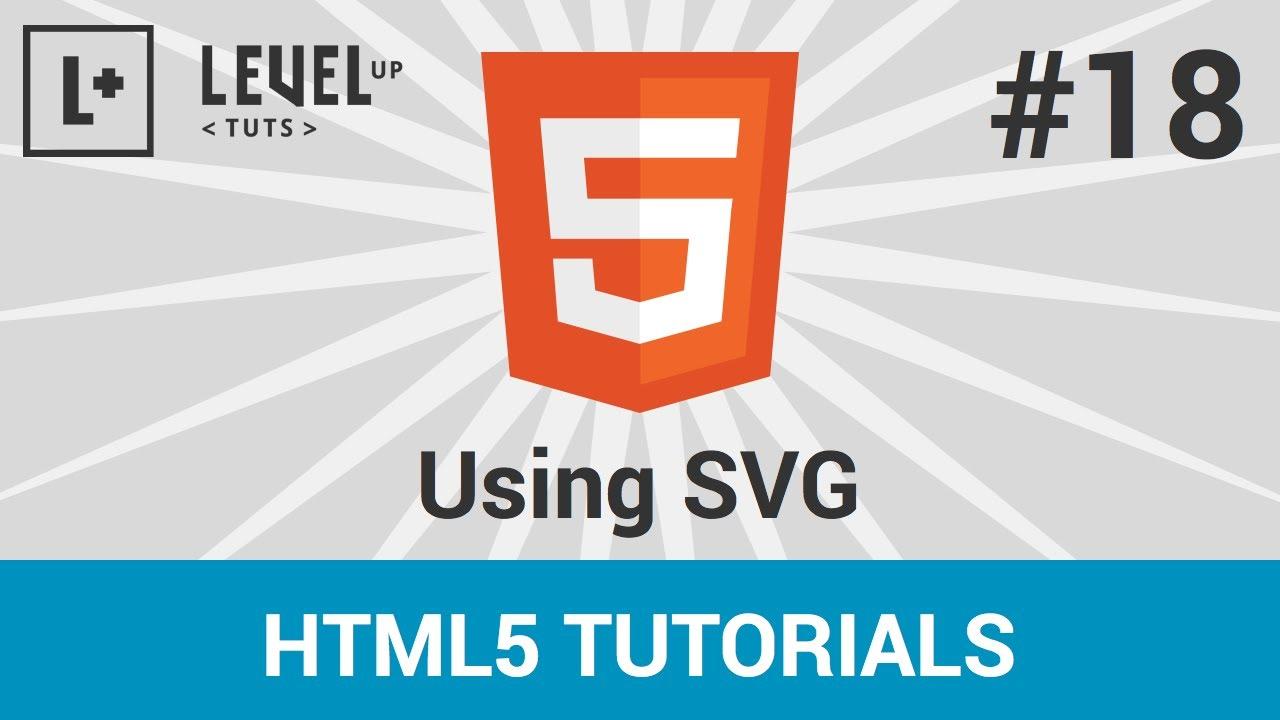 Html 5 tutorials 18 using svg youtube baditri Images