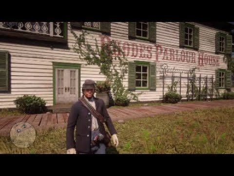 Red Dead Redemption 2|Union and Confederate uniform attempt