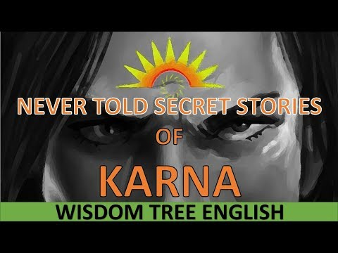 KARNA'S SUPER SECRETS!!! |WISDOM TREE ENGLISH