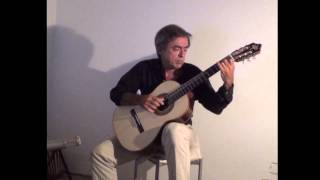 SOUND OF SILENCE / MRS ROBINSON (Simon and Garfunkel) fingerstyle guitar by Carlos Piegari