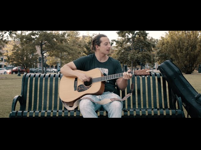 Adam Wendler - Born a Travelling Man (Official Video)