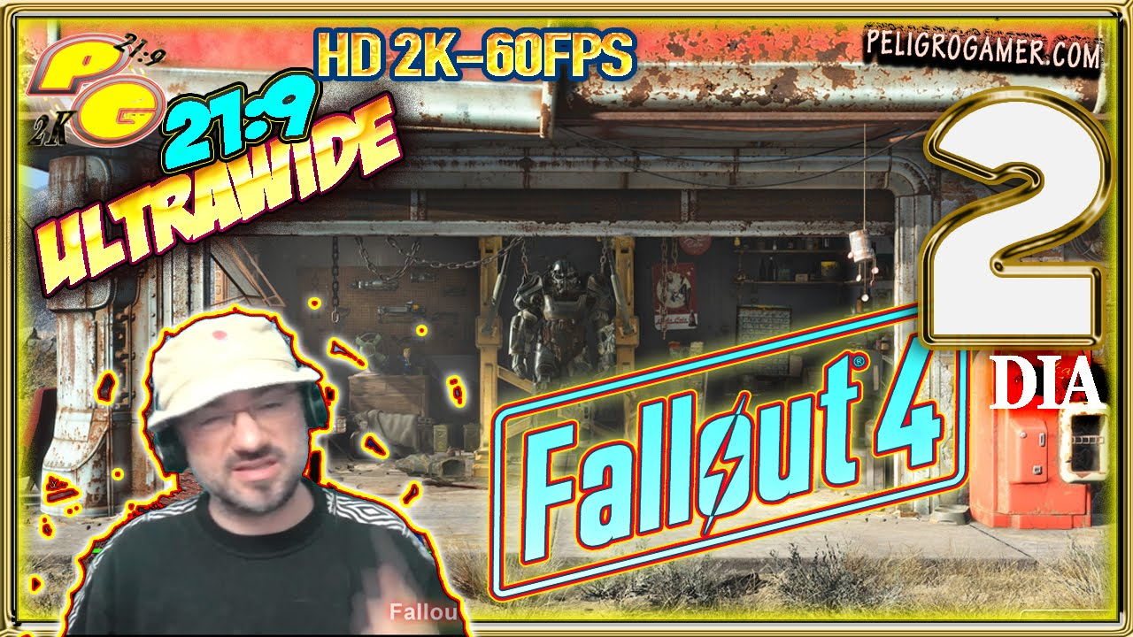21 9 Fallout 4: 2k Gameplay Español 21:9 #2 - YouTube