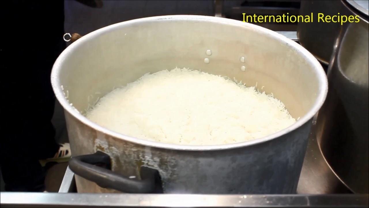 Arabian Recipe  How To Cook White Rice