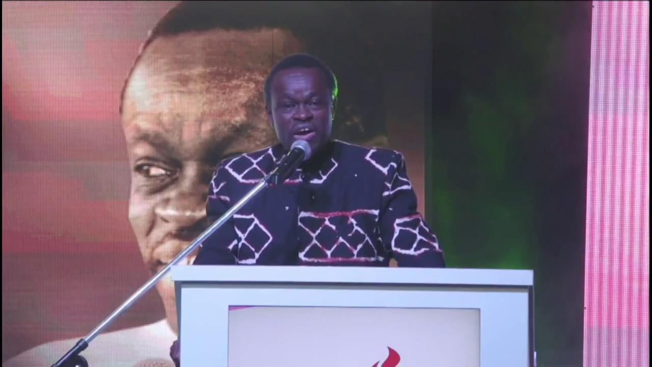 Prof PLO Lumumba - This Man will make you Proud to be African