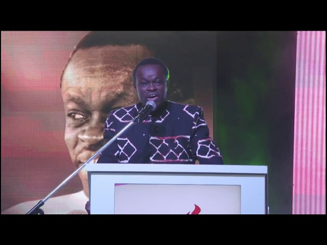 Prof PLO Lumumba -Robust Speech on China buying up Africa
