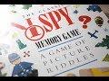 I Spy Amazing Memory Game