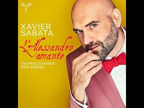 """""""L'Alessandro Amante"""" by Xavier Sabata-Vespres d'Arnadí-Dani Espasa"""