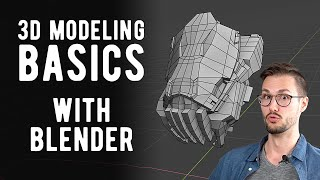 First steps   3D Modeling with Blender for Cosplay