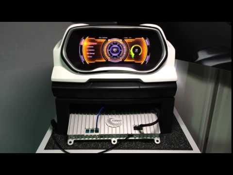 LightScape Digital Instrument Cluster