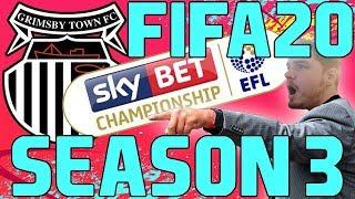 FIFA 20 Career Mode Season 3 Gameplay Livestream - Grimsby Town FC