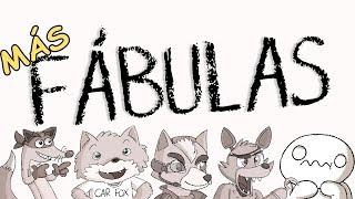 Leyendo más fábulas (Juro que no soy un Furry) / TheOdd1sOut [Español Latino]