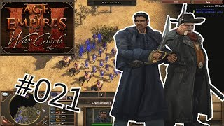 Let's Play Age of Empires III: The War Chiefs #021: Die Route zu Crazy Horse