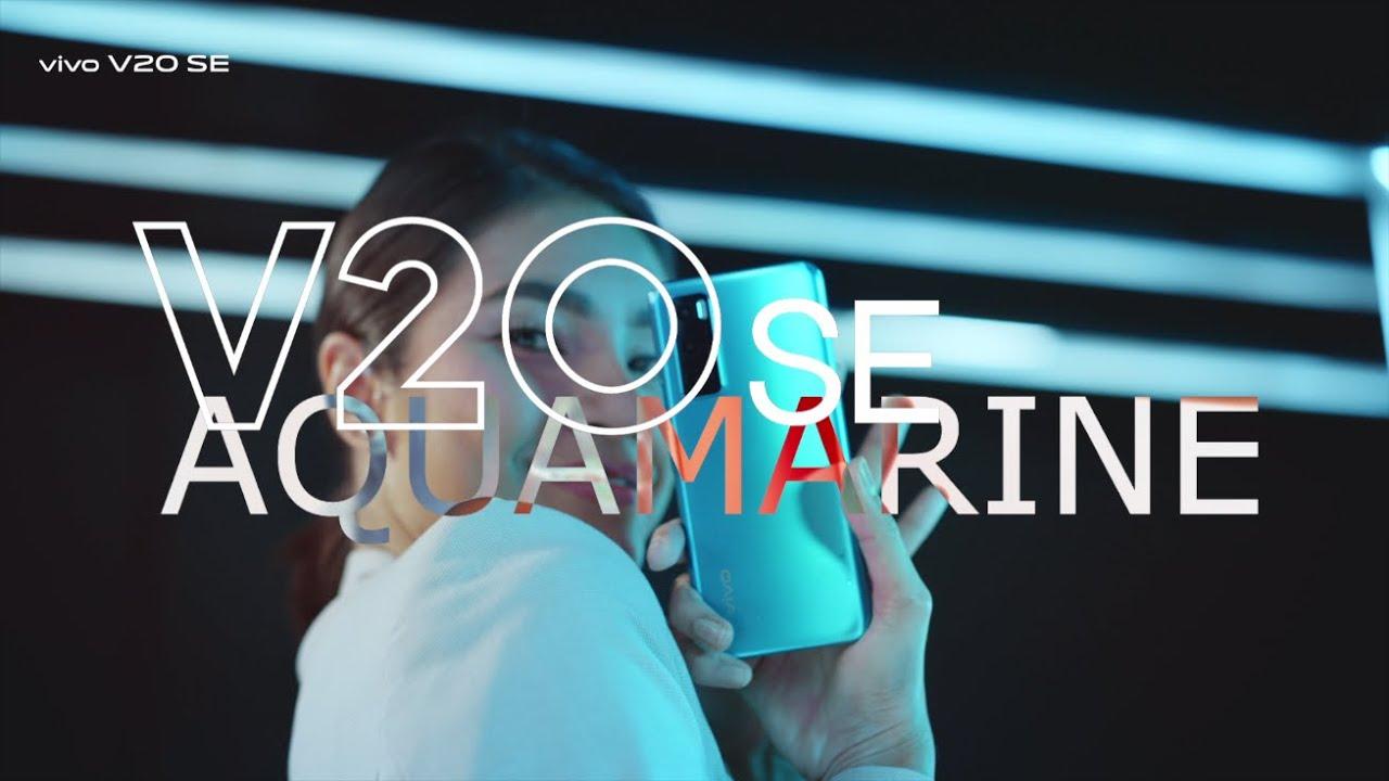 vivo V20 SE Aquamarine TVC